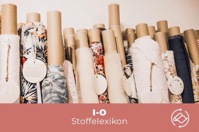 Stoffetauschen Stofflexikon i-o